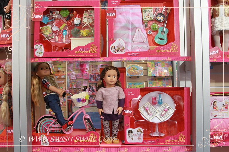 Our Generation Dolls At The Toy Fair 2016 Swish And Swirl 174