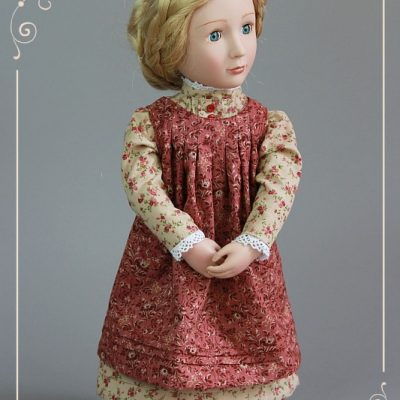 Edwardian dress for Eileen