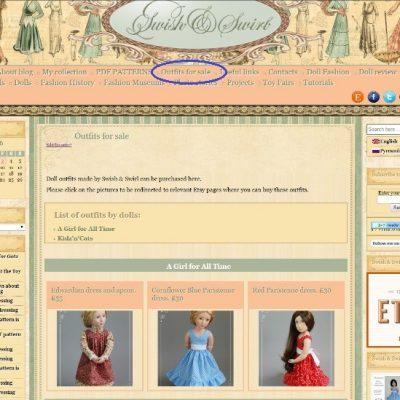 Новые страницы в блоге
