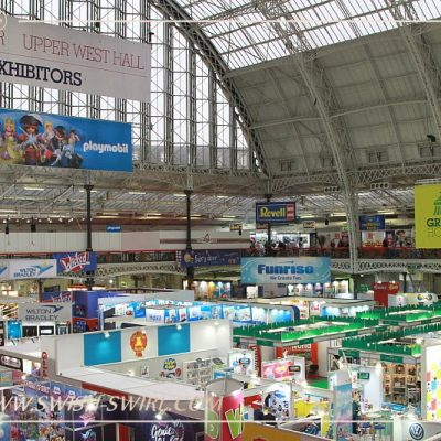 The Toy Fair 2017 in London