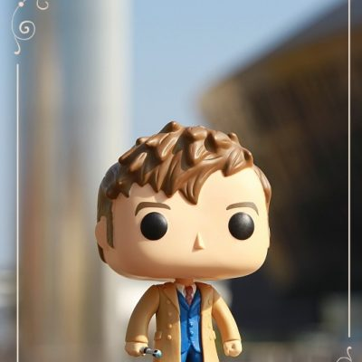 Funko POP Tenth Doctor