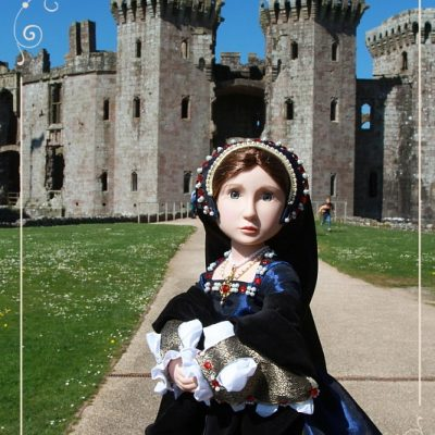Matilda in Raglan Castle