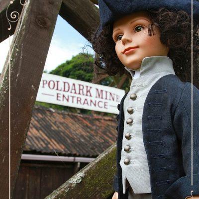 Ross at Poldark mine