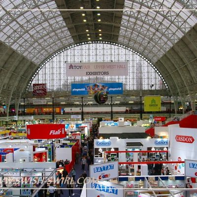 The Toy Fair 2018 in London