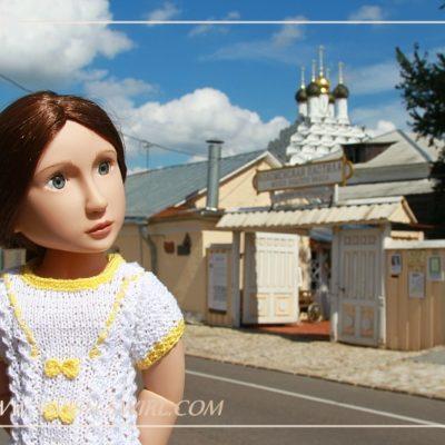 Анастасия в Коломне