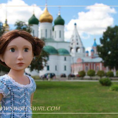 Снова Коломенский Кремль